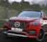 Мод Mercedes-AMG GLE 53 4Matic для Сити Кар Драйвинг v.1.5.9