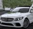 Мод Mercedes-Benz C-Class C300 W205 для Сити Кар Драйвинг v.1.5.9