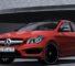 Мод Mercedes-Benz CLA45 AMG для Сити Кар Драйвинг v.1.5.9