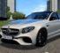 Мод Mercedes-Benz E63S AMG для Сити Кар Драйвинг v.1.5.9