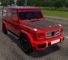 Мод Mercedes-Benz G65 Red Tuning для Сити Кар Драйвинг v.1.5.9