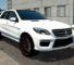 Мод Mercedes-Benz ML63 AMG для Сити Кар Драйвинг v.1.5.9