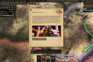 Мод Old World Blues: Legacy для Hearts of Iron IV
