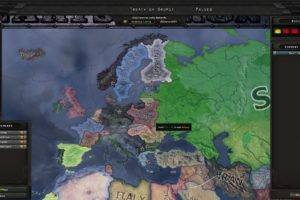 Мод Player-Led Peace Conferences для Hearts of Iron IV