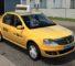 Мод Renault Logan Taxi для Сити Кар Драйвинг v.1.5.9