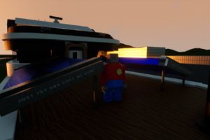 Мод Solaris Arisen - Hovering Yacht для Бриг Ригс