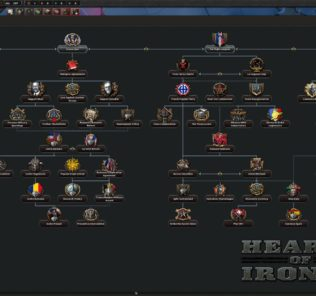 Мод The Road to 56 для Hearts of Iron IV