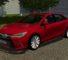 Мод Toyota Camry XLE 2017 для Сити Кар Драйвинг v.1.5.9