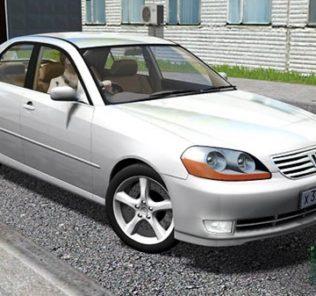 Мод Toyota Mark II X110 для Сити Кар Драйвинг v.1.5.9