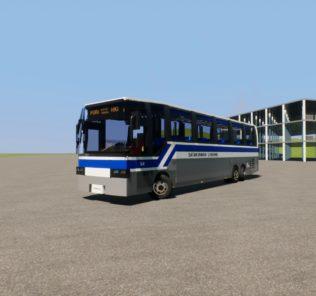 Мод Volvo 9700S Satakunnan Liikenne для Бриг Ригс