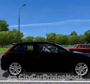 Мод Volvo C30 для Сити Кар Драйвинг v.1.5.6
