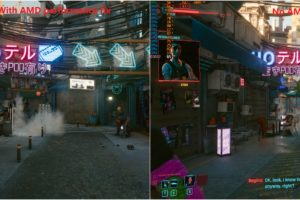 Cyber ​​Engine Tweaks для Cyberpunk 2077