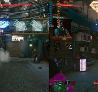 Cyber Engine Tweaks для Cyberpunk 2077