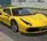 Мод 2015 Ferrari 488 GTB для Сити Кар Драйвинг v.1.5.9