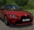 Мод BMW G80 M3 2020 для Сити Кар Драйвинг v.1.5.9