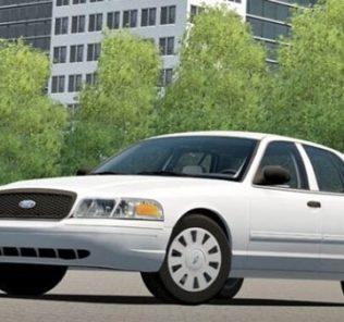 Мод Ford Crown Victoria 2010 для Сити Кар Драйвинг v.1.5.9
