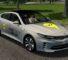 Мод Kia Optima GT 2016 (Yandex Taxi) для Сити Кар Драйвинг v.1.5.9