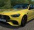Мод Mercedes-Benz E63S 4Matic + 2020 для Сити Кар Драйвинг v.1.5.9