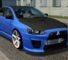 Мод Mitsubishi Lancer X Evo Tuning для Сити Кар Драйвинг v.1.5.9