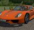 Мод Porsche 918 Spyder 2014 для Сити Кар Драйвинг v.1.5.9