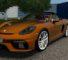 Мод Porsche Boxter 718 Spyder 2020 для Сити Кар Драйвинг v.1.5.9