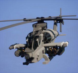 Мод AH-1Z Viper для Бриг Ригс