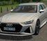 Мод Audi RS6 Avant (C8) 2020 для Сити Кар Драйвинг v.1.5.9