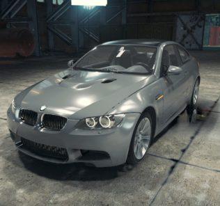 Мод BMW M3 E92 для Кар Механик Симулятор 2018