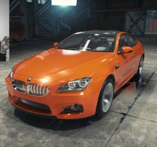 Мод BMW M6 F13 для Кар Механик Симулятор 2018