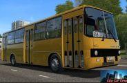 Мод Ikarus 260 Bus для Сити Кар Драйвинг v.1.5.9