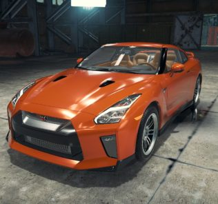 Мод Nissan GTR для Кар Механик Симулятор 2018
