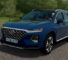 Мод Hyundai Santa Fe 2019 для Сити Кар Драйвинг v.1.5.9