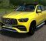 Мод Mercedes-AMG GLE 53 Coupe для Сити Кар Драйвинг v.1.5.9