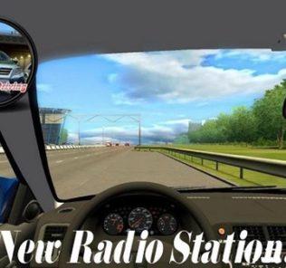 Мод New Radio Stations V1.0 для Сити Кар Драйвинг v.1.5.9